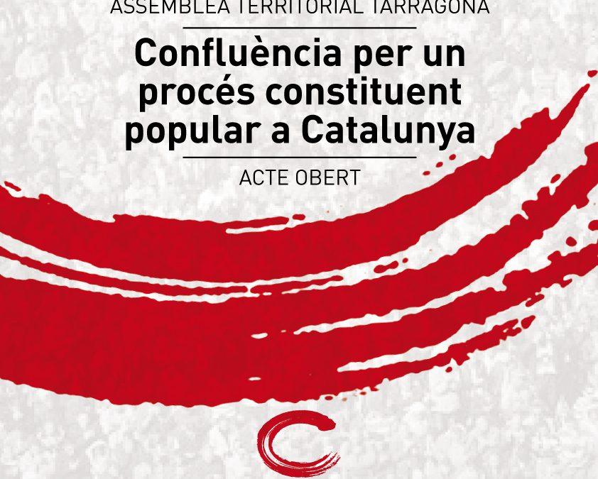 Confluència per un Procés Constituent popular a Catalunya