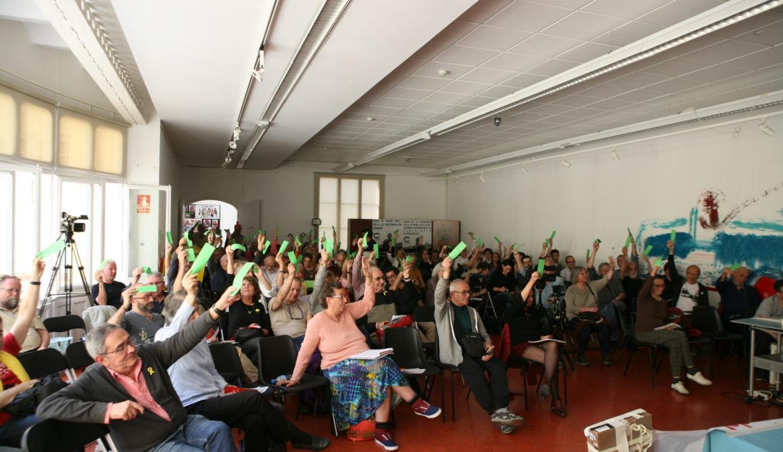 Convocatòria Assemblea General Procés Constituent – 11 de maig
